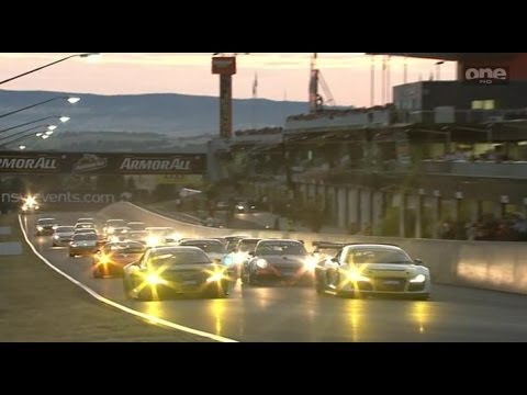 2011 Bathurst 12 Hour - Full Highlights