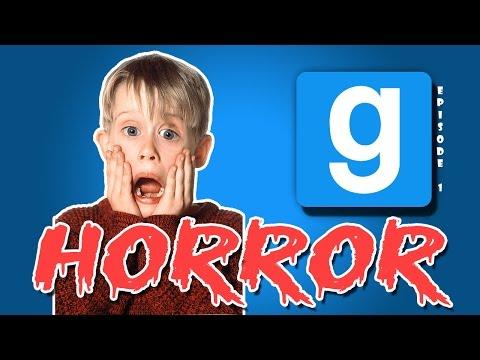 [Danish] Gmod - Horror map - Episode 1