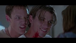 Scream/Best Scene/Wes Craven/Neve Campbell/Sidney Prescott/Matthew Lillard/Skeet Ulrich