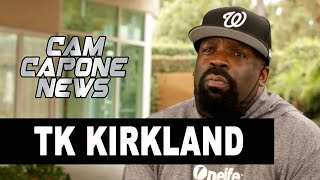 TK Kirkland Responds To Mike Tyson Getting Angry With Him In Viral Video (Part 2)