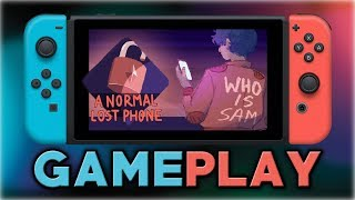 A Normal Lost Phone   First 10 Minutes   Nintendo Switch