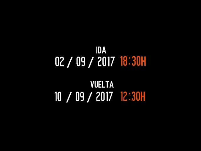 SUPERCOPA DE ESPAÑA 2017 -
