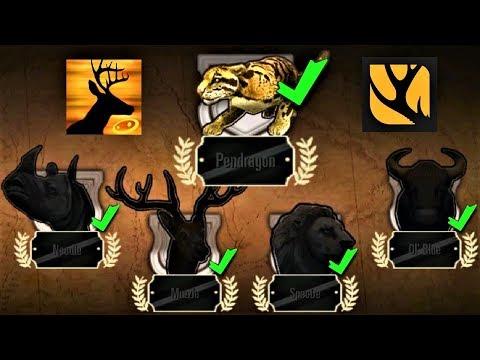 Deer Hunter [Region 14] [Trophy & Elite Series Hunting]