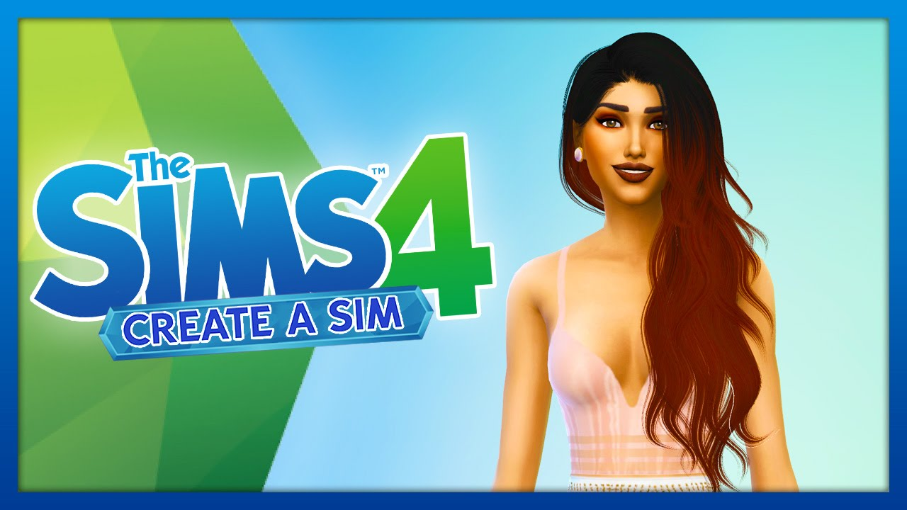 sims 4 how to create a sim with monet