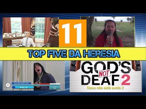 Top Five da Heresia 11