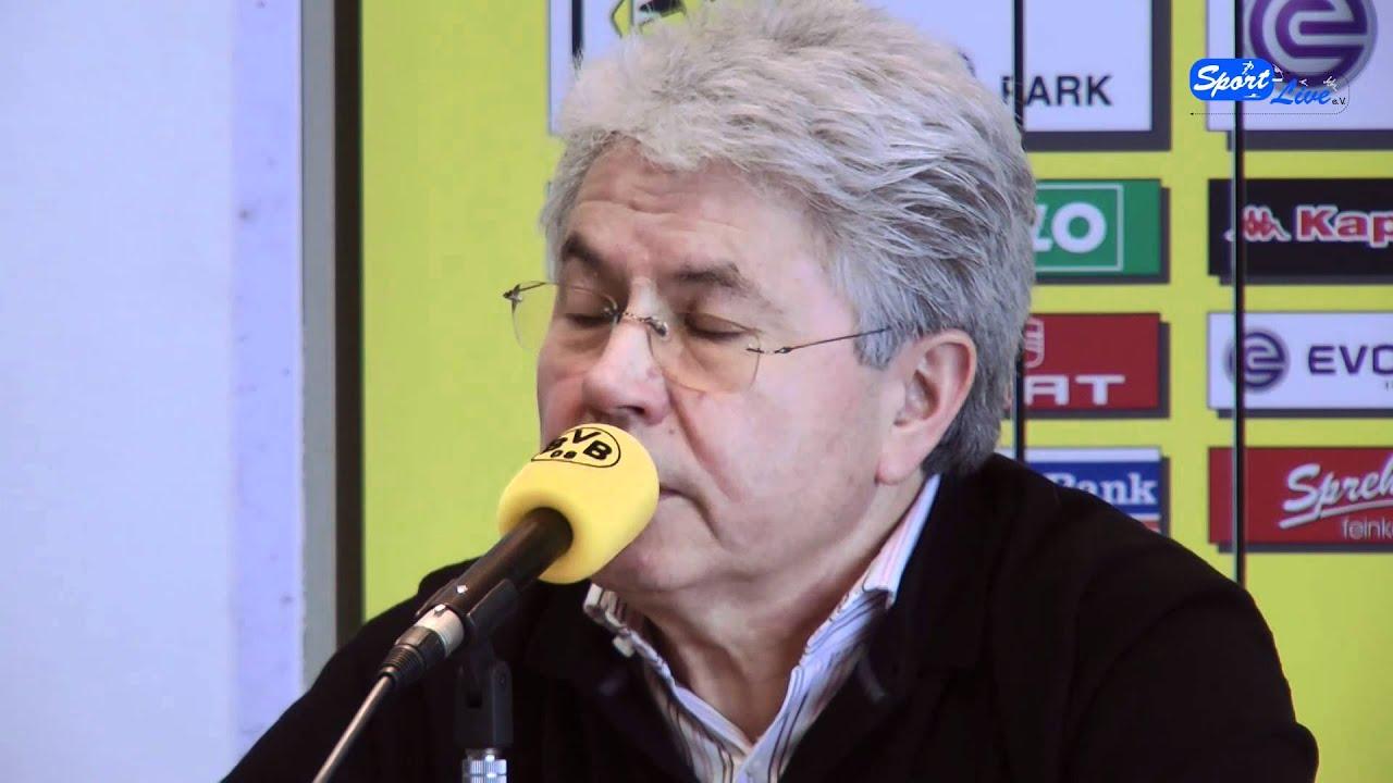 Borussia Dortmund - FC Bayern München: Die PK vor dem Spitzenspiel (Teil 2)