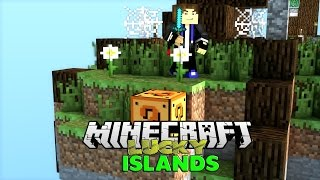 MINECRAFT LUCKY ISLANDS l PARA MIM É UNLUCKY ISLANDS!!!!