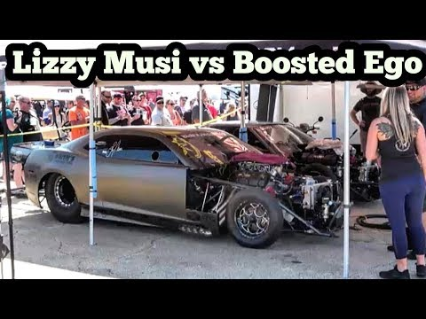 Lizzy Musi vs Boosted Ego at Route 66 No Prep Kings
