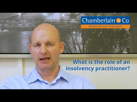 What is the role of an Insolvency Practitioner?