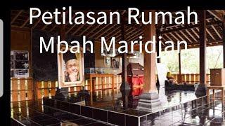 PETILASAN RUMAH MBAH MARIDJAN – Gunung Merapi Jogjakarta