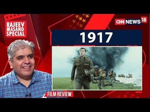 1917 Movie Review By Rajeev Masand | CNN News18