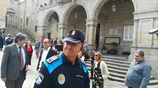 Gonzalo Pérez, nuevo alcalde de Ourense