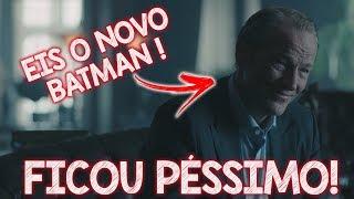Titãs 2 Temporada - APARECEU O NOVO BATMAN E FICOU UM LIXO!!!