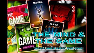 The Mind & The Game How to Play | A GLHF Disambiguation Video