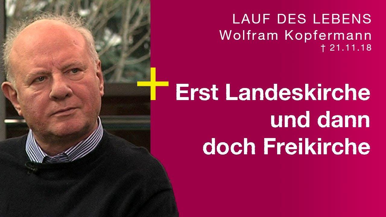 Der Gründer der Anskar-Kirche | Portrait über Wolfram Kopfermann | Bibel TV Lauf des Lebens