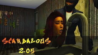 Scandalous S2xE05 Kidnapping (partie 1)