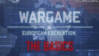 Wargame: European Escalation Tutorial #1 The Basics
