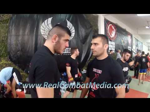 "RealCombatMedia Greece Radio: John ""Big Stofo"" Stroforidis"