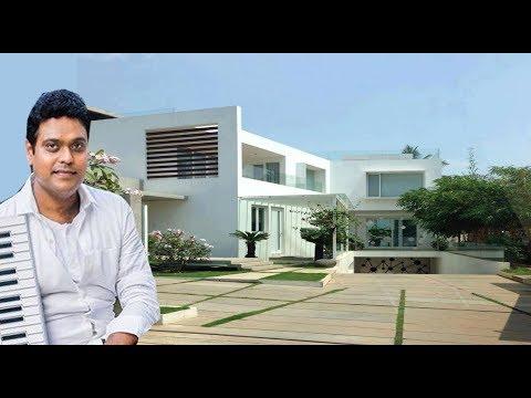 Harris Jayaraj Luxury Life | Net Worth | Salary | Business | Cars | House | Family | Biography