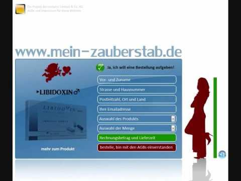 Neu im Programm: rezeptfreies Potenzmittel der Premiumklasse aus Deutschland!