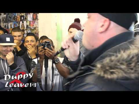 PlatinumMediaTv  Duppy & Leave  -  FOS  Vs  Jez