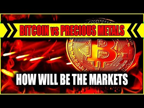 ERIC SPROTT - How will Bitcoin and Precious Metals be in 2018