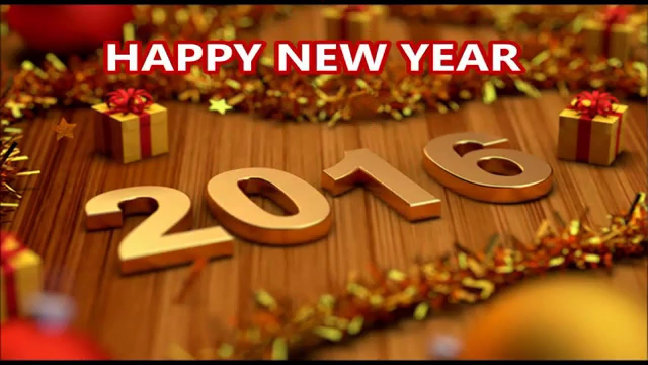 happy new year 2016 latest smsgreetingswhatsapp videobest wishese cardquoteshd video 32 youtube