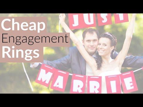 Cheap Engagement Rings: part 2