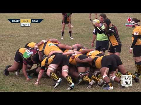 2017 IDRU Round 10 Feature Match - Campbelltown Harlequins Vs Camden