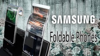 Samsung Foldable SmartPhone Now in Real - Leaks, First Look, Official Video