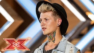 Gregor Coleman fights for Boot Camp place! | Auditions Week 3 | The X Factor 2017