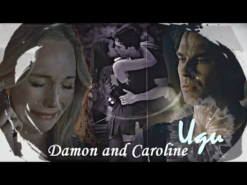 Damon and Caroline (+Elena; Stefan) || Иди