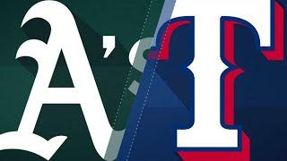 Guzman laces RBI triple, Kela earns the save: 4/25/18