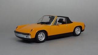 1969 VW Porsche 914 1/43 Minichamps