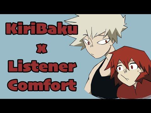 Download Kiribaku x Listener Movie Night - MHA Character Comfort Audio
