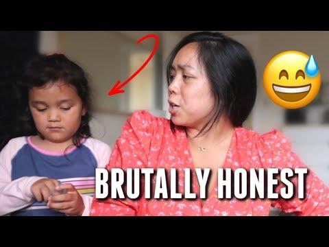 She was brutally honest - itsjudyslife