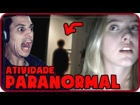ATIVIDADE PARANORMAL (The Game) - Paranormal - Parte 2