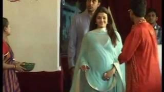 Abhishek Bachchan And Aishwarya Rai Bachchan at Durgapuja