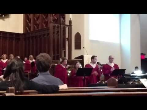 Gina Graffagna solo at Union Church of Hinsdale