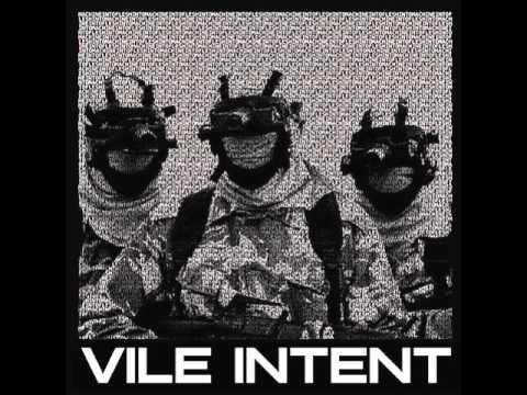 Vile Intent - Machine Into Flesh LP [2016]