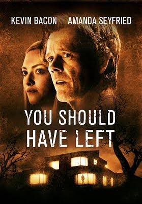 You Should Have Left - Official Trailer (HD) - YouTube