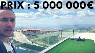 Visite d'une Villa à 5 000 000€ en Espagne