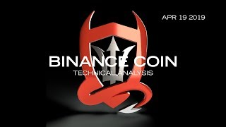 Binance Coin Technical Analysis (BNB/BTC) : What Crypto Winter..?  [04.19.2019]