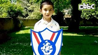 CBBC: Blue Peter - How to earn a Sports Badge