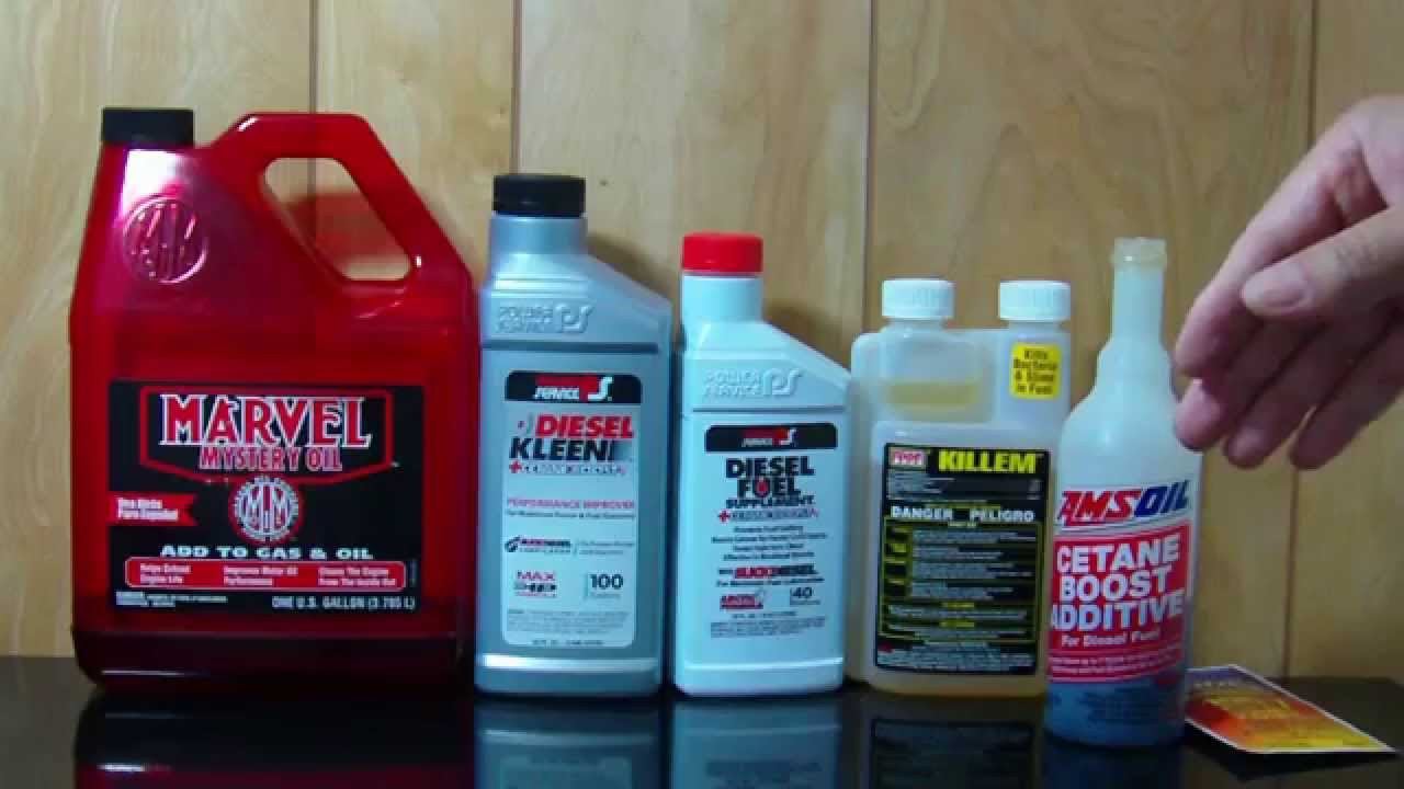 Best Fuel Additive >> Diesel Fuel Additive Blend Perfect Treatment For Old ...