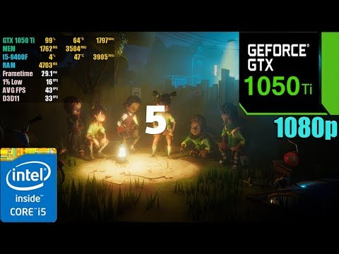 Secret Neighbor Beta : GTX 1050 Ti 4GB