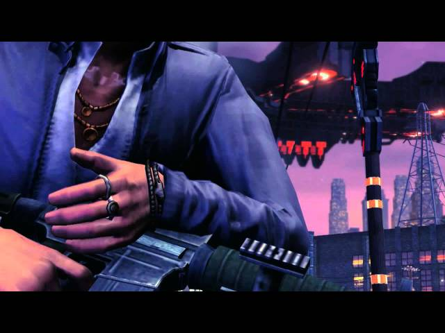 Saints Row IV – Johnny Gat Trailer