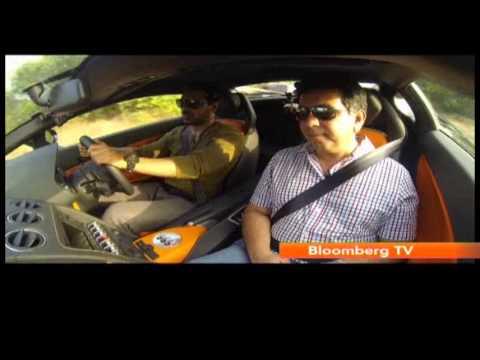 Autocar Taming The Italian Lamborghini Gallardo Youtube