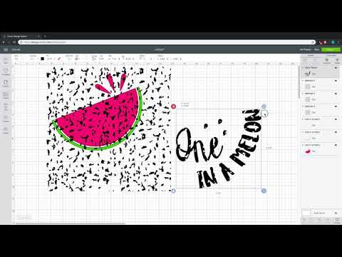 How to distress SVG's in Crucit Design Space