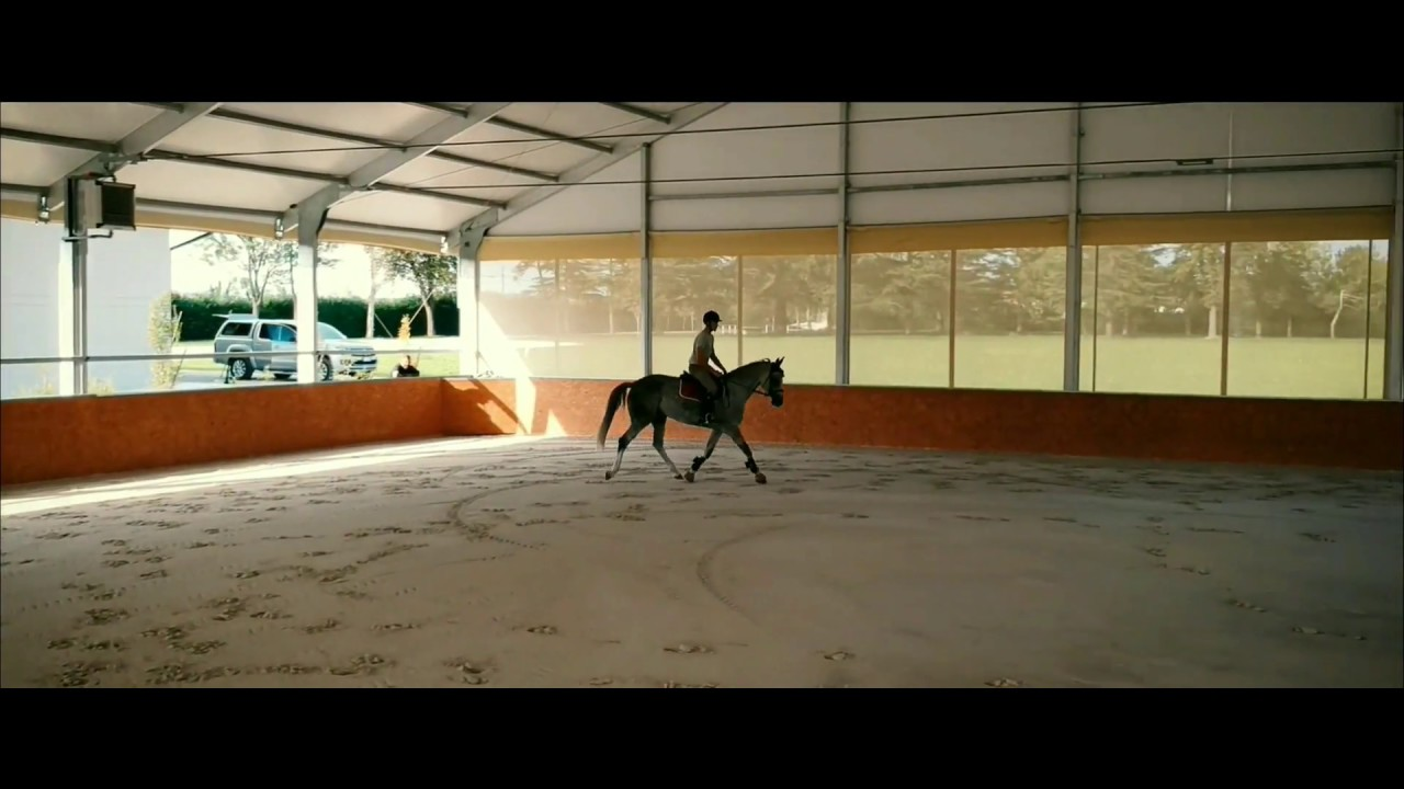 Horse riding arenas covers, Modular covers for sport facilities
